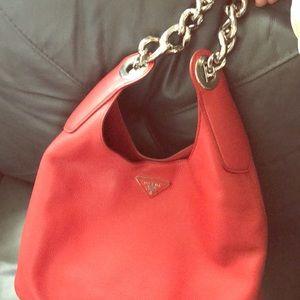 Prada Red Bag